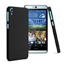 Coque HTC Desire 826 826W Sables Mouvants Etui Rigide - Noire