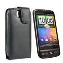 Coque HTC Desire Bravo G7 A8181 Etui en Cuir Housse - Noire