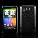 Coque HTC Desire HD G10 A9191 Diamant TPU Gel Housse - Gris
