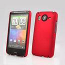 Coque HTC Desire HD G10 A9191 Plastique Etui Rigide - Rouge