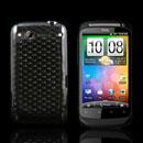 Coque HTC Desire S G12 S510e Diamant TPU Gel Housse - Gris