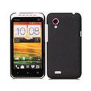 Coque HTC Desire VT T328t Sables Mouvants Etui Rigide - Noire