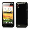 Coque HTC Desire VT T328t Silicone Gel Housse - Noire