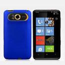 Coque HTC HD7 T9292 Plastique Etui Rigide - Bleu