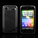 Coque HTC Incredible S G11 S710e Diamant TPU Gel Housse - Gris