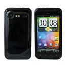 Coque HTC Incredible S G11 S710e Silicone Gel Housse - Noire