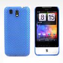 Coque HTC Legend G6 A6363 Filet Plastique Etui Rigide - Bleue Ciel