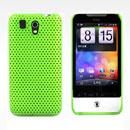 Coque HTC Legend G6 A6363 Filet Plastique Etui Rigide - Verte