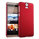 Coque HTC One E9 Plastique Etui Rigide - Rouge