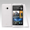 Coque HTC One M7 801e Silicone Transparent Housse - Clear