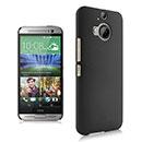 Coque HTC One M9 Plus Plastique Etui Rigide - Noire