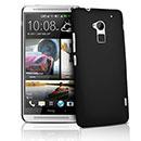 Coque HTC One Max T6 Plastique Etui Rigide - Noire