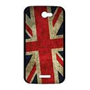 Coque HTC One S Le drapeau du Royaume-Uni Etui Rigide - Mixtes