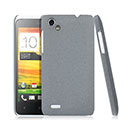 Coque HTC One SC T528d Sables Mouvants Etui Rigide - Gris