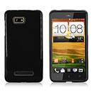 Coque HTC One SU T528W Silicone Gel Housse - Noire