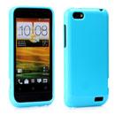 Coque HTC One V Silicone Gel Housse - Bleu