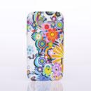 Coque HTC Radar C110e Fleurs Silicone Housse Gel - Mixtes