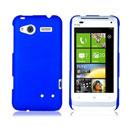 Coque HTC Radar C110e Plastique Etui Rigide - Bleu