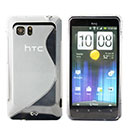 Coque HTC Raider 4G X710e G19 S-Line Silicone Gel Housse - Clear