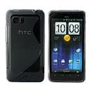 Coque HTC Raider 4G X710e G19 S-Line Silicone Gel Housse - Gris