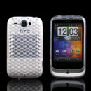 Coque HTC Wildfire G8 Diamant TPU Gel Housse - Claire