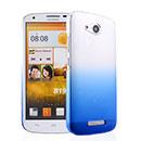 Coque Huawei Ascend B199 Degrade Etui Rigide - Bleu