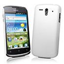 Coque Huawei Ascend G300 U8815 U8818 Plastique Etui Rigide - Blanche