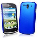 Coque Huawei Ascend G300 U8815 U8818 Plastique Etui Rigide - Bleu