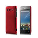 Coque Huawei Ascend G520 Plastique Etui Rigide - Rouge