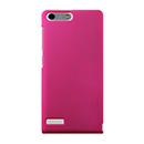 Coque Huawei Ascend G6 Plastique Etui Rigide - Rose Chaud