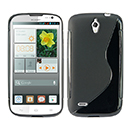 Coque Huawei Ascend G610 S-Line Silicone Gel Housse - Noire