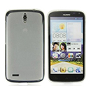 Coque Huawei Ascend G610 Silicone Transparent Housse - Blanche