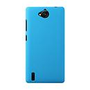 Coque Huawei Ascend G740 Plastique Etui Rigide - Bleue Ciel
