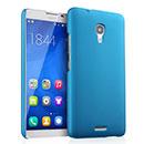 Coque Huawei Ascend Mate 2 Plastique Etui Rigide - Bleue Ciel