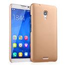Coque Huawei Ascend Mate 2 Plastique Etui Rigide - Jaune