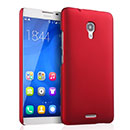 Coque Huawei Ascend Mate 2 Plastique Etui Rigide - Rouge