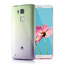 Coque Huawei Ascend Mate 7 Degrade Silicone Gel Housse - Pourpre