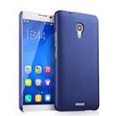 Coque Huawei Ascend Mate2 Plastique Etui Rigide - Bleu