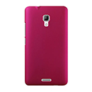Coque Huawei Ascend Mate2 Plastique Etui Rigide - Rose Chaud