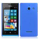 Coque Huawei Ascend W1 Windows Phone Plastique Etui Rigide - Bleu