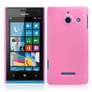 Coque Huawei Ascend W1 Windows Phone Plastique Etui Rigide - Rose