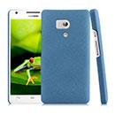 Coque Huawei Honor 3 outdoor Sables Mouvants Etui Rigide - Bleu