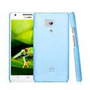 Coque Huawei Honor 3 outdoor Ultrathin Plastique Etui Rigide - Bleu