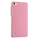 Coque Huawei Honor 6 Plastique Etui Rigide - Rose