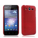 Coque Huawei Honor U8860 Filet Plastique Etui Rigide - Rouge