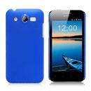 Coque Huawei Honor U8860 Plastique Etui Rigide - Bleu