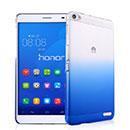 Coque Huawei Mediapad Honor X2 Degrade Etui Rigide - Bleu