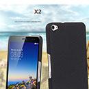 Coque Huawei Mediapad Honor X2 Sables Mouvants Etui Rigide - Noire
