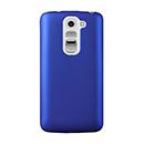 Coque LG G2 Mini LTE D620 Plastique Etui Rigide - Bleu
