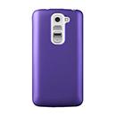 Coque LG G2 Mini LTE D620 Plastique Etui Rigide - Pourpre